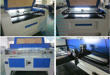 China 150W CO2 Laser Engraving Machine , Marble / Acrylic / Leather Laser Cutting Machine supplier