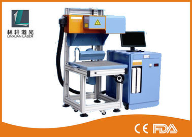 China Large Size CO2 Laser Marking Machine Wood Engraving Machine For Invitation Card supplier