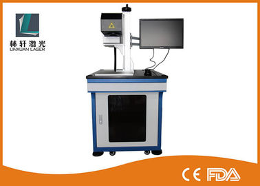 China Synrad Co2 Desktop Laser Marking Machine CNC On Wood / Glass / Plastic supplier