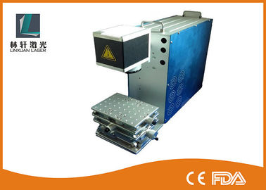 China High Performance Metal Laser Marking Machine For Bike Ringings / Watches supplier