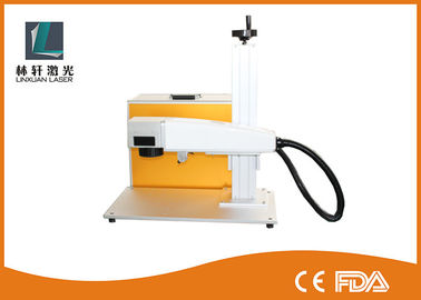 China Multi Language 100W Metal Laser Engraving Machine For Plastic / Ceramic supplier