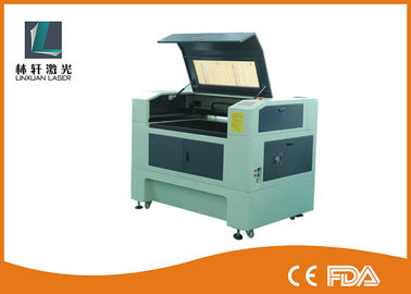 China Wine Glass Bottle Engraving Machine , 900 * 600mm Co2 Laser Wood Engraving Machine supplier