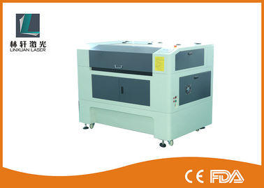 China 100w 130w CO2 Laser Engraving Cutting Machine Max Speed 1200 mm/S For Non Woven Fabrics supplier