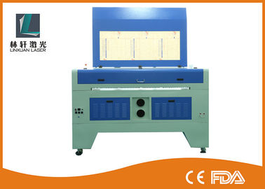 China High Precision 80W 1060 Industrial Laser Cutting Machine For Plastic / PVC Board supplier