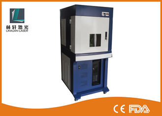 China Pollution Free UV Laser Marking Machine 0.01 Mm Accuracy For Electronic Products supplier