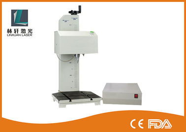 China Professional Handheld Dot Peen Marking Machine Flat Surface Marking For VIN Number supplier