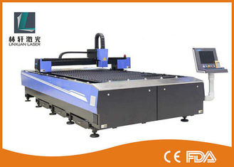 China 3000 X 1500mm Metal Fiber Laser Cutting Machine 1000W With Jananese Sevor Motor supplier