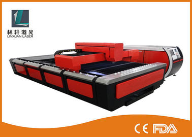 China Professional 800W Metal Fiber Laser Cutting Machine 1070 nm Wave For Automobile supplier
