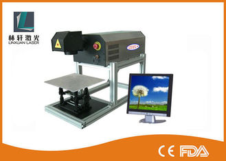 China 10.64um Wavelength Galvo Laser Engraver , Acrylic Laser Engraving Machine supplier