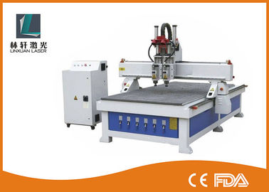 China Ball Screw Transmission PCB CNC Router System Mold Milling CNC Metal Router supplier