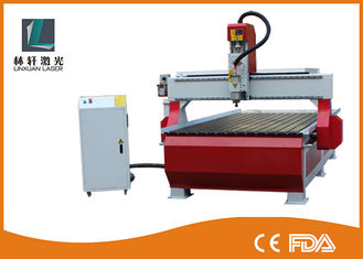 China DSP Remote Control PVC CNC Router Machine With Aluminum Alloy Work Table supplier