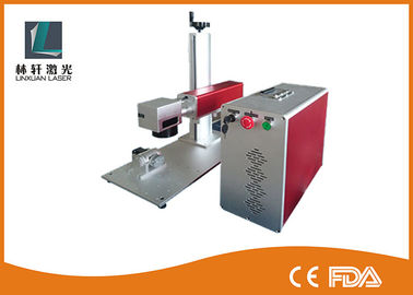 China Mini 20w Fiber Laser Marking Machine Industrial Laser Engraving Machine supplier