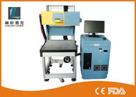 China High Efficiency CO2 Laser Marking Machine 10w 30w 60w For Non Metal Materials factory