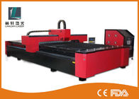 China USA Laser System Metal Fiber Laser Cutting Machine Gantry Type For Precise Parts Cutting factory