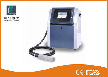 China High Speed Handheld Industrial Inkjet Printer Machine Easy Carriage For Date Code distributor