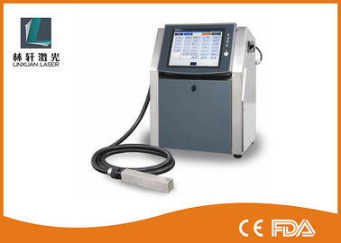 China PVC Pipe Batch Code Industrial Inkjet Printing Machines With Touching Screen distributor