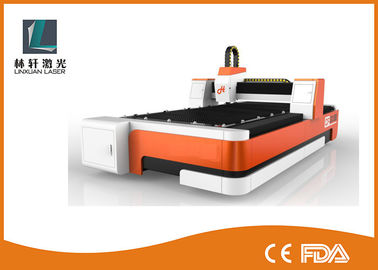 China 1500W Aluminum Laser Cutting Machine , IPG Or RAYCUS Fiber Laser Cutter distributor