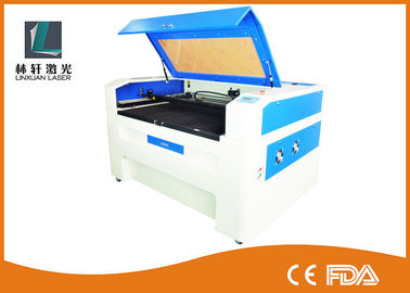 China Small Size 1390 CO2 Laser Cutting And Engraving Machine With 0 - 6000 Mm/S Speed distributor