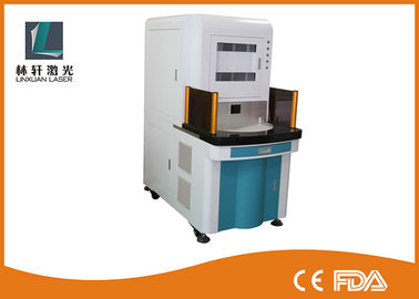 China Durable UV Laser Marking Equipment , Friendly Interface Plastic Laser Engraving Machine factory