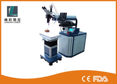 China Mould Repair CNC Laser Welding Machine Double Path For Diamond Tools distributor