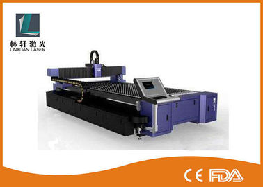China 800W Industrial Laser Cutting Machine , Metal Laser Cutter For Auto Car Industry distributor