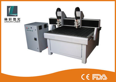 China Water Cooling CNC Router Machine For AD Sign Making 600mm * 900mm / 1300 * 2500 mm factory