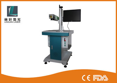 China Portable Laser Marker Mini Fiber Laser Marking Machine For Watches , Camera , Buckles factory